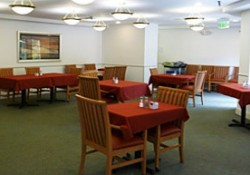 Dining room at Ellicott City