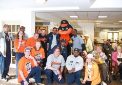 Oriole Volunteers