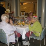 Lighthouse Residents Celebrate Preakness