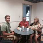 Our Furry Friends Visit Lighthouse Residents