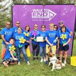 Lighthouse Ellicott Walks to End Alzheimers